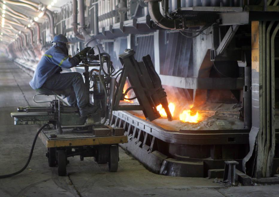Governo aguarda publicação das tarifas ao aço para pedir recurso aos EUA